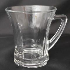 Pohár sklenený s uškom  225 mll