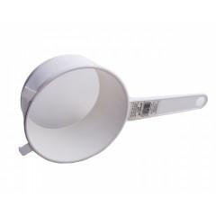 HOBBY PLASTIC Sitko  Q90 mm plastové, husté očká, vhodné na cedenie mlieka