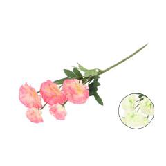 FLOWER HARMONY Umelý kvet klinček 42 cm