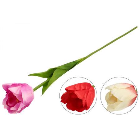 FLOWER HARMONY Kvet tulipán 58 cm