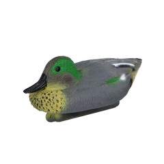 GARDEN FLOW Plávajúca kačka 27x12x11cm
