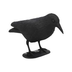 Plašič na vtáky- havran  36x9x13 cm