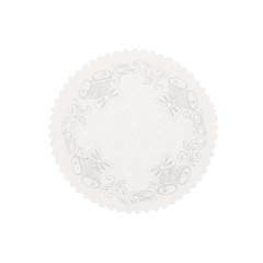 HOME DECO Obrúsok okrúhly 30 cm