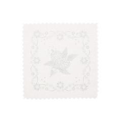 HOME DECO Obrúsok štvorcový 30x30 cm