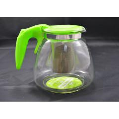 Čajník sklenený so sitkom 0,7 l