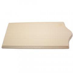 Doska na krájanie bukové drevo 14x32x1,5 cm