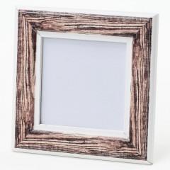 PHOTO SKILL Fotorámik  drevený 15x15 cm