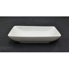 Keramická miska na pochutiny 19 x 11,5 x 3,5 cm