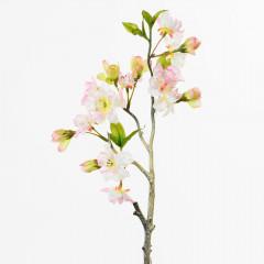 FLOWER HARMONY Konár čerešňa bielo-ružová 36 cm