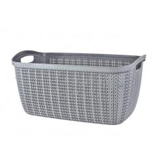 HOBBY PLASTIC Kôš na prádlo plastový  30 l