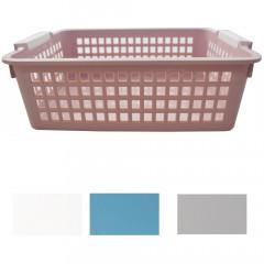 HOBBY PLASTIC Košík plastový  19,8x27x9cm