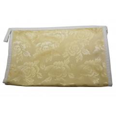 ACCESSORIES & STYLE Kozmetická taška  22x14 cm  zlatá