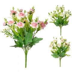 FLOWER HARMONY Kytica mini ruža 36 cm