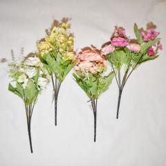 FLOWER HARMONY Kytica ruža 29 cm