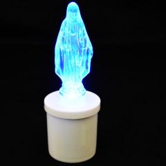 CANDLE CHIC LED svetlo ,, MÁRIA ,, s batériami 16 cm