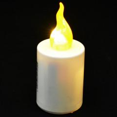 CANDLE CHIC LED svetlo  blikajúce 11 cm 1200 hodinové
