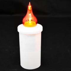 CANDLE CHIC  LED svetlo  blikajúce 16 cm  960 hodinové