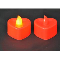 CANDLE CHIC sviečka LED  4x3.5 cm