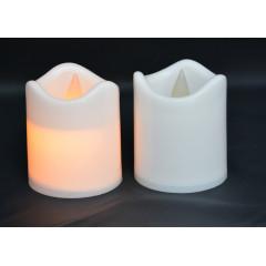 CANDLE CHIC sviečka LED  6,7x8 cm