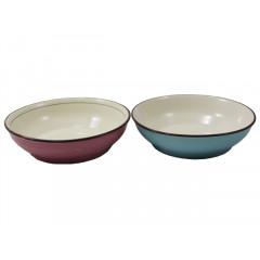 CERAMICS & GIFTS Miska porcelánová 550 ml  17 x 5 cm