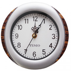 HOME DECO Nástenné hodiny Q 18 cm