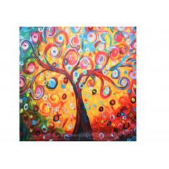 MANUFACTORY Obliečka na vankúš 45x45 ,,strom,,
