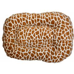 Pelech pre zvieratá ,žirafkový vzor 60x45 cm