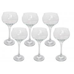Sada pohárov na biele víno  6 ks,  objem 290 ml