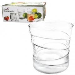 Sada sklenených pohárov 6 ks, 330 ml