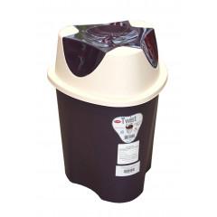 HOBBY odpadkový kôš REKIN  15 l  30x30x32 cm