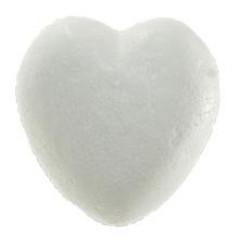 ACCESSORIES & STYLE Polystyrénové srdce plné, 60 mm
