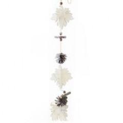 FLOWER HARMONY Girlanda lístie  8x0,5x60 cm