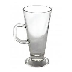 GLASS FEELING Pohár sklenený 285 ml HELSINKI COFFEE LATTE
