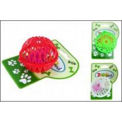 Hračka pre zvieratá plastová