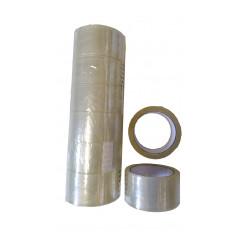HOUSEHOLD Páska lepiaca široká sivá 18x66 mm