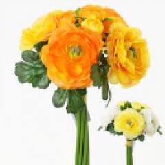 FLOWER HARMONY Kytica umelá s ružami