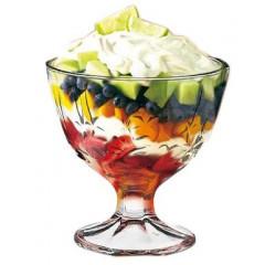 Pohár na zmrzlinu sklenený 250 ml