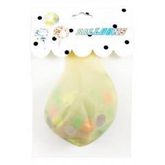 Balón s konfetami veľký