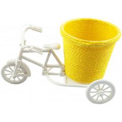 Dekoračný bicykel   22x12x10 cm