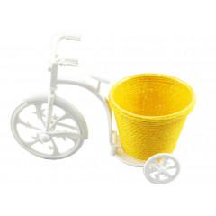 Dekoračný bicykel  26x12x19 cm