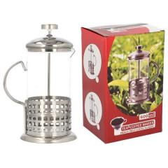 Nádoba na kávu a čaj s piestom 600 ml