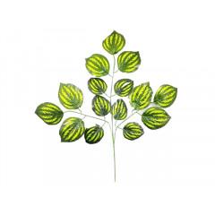 GARDEN FLOW Umelé lístie dekoračné  72x65 cm