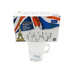 Sada pohárov 6 ks, 250 ml