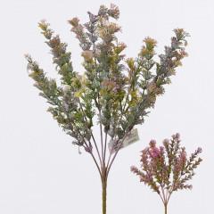 FLOWER HARMONY Zeleň dekoračná farebná 35 cm