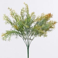 FLOWER HARMONY Zeleň dekoračná dvojfarebná
