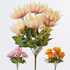 FLOWER HARMONY Kytica chryzantéma 35 cm