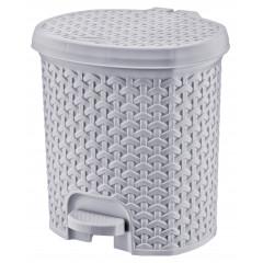 HOBBY odpadkový kôš RATTAN 5,5 l  22,5x24,5x26  cm