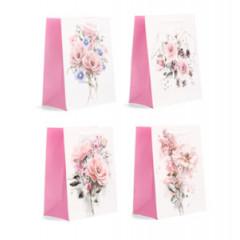 """Darčeková taška   """"kvety"""" 44 x 31 x 12 cm"""
