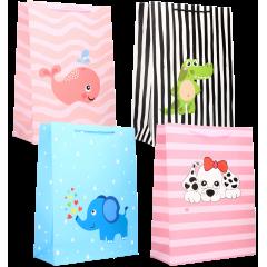 """Darčeková taška    """"ANIMALS"""" 44 x 31 x 12 cm"""