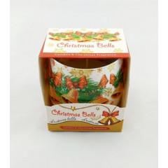 CANDLE CHIC Vianočná vonná sviečka v skle 100 g